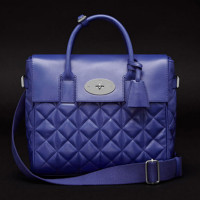 Mulberry-Cara-Delevigne-Quilted-Blue-Bag